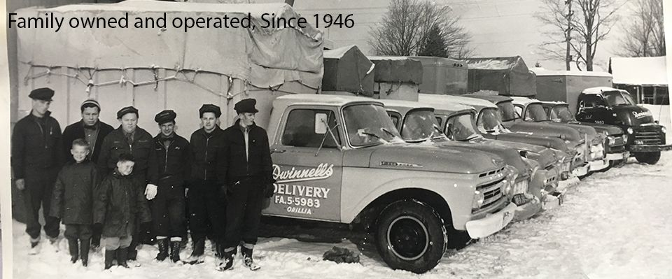 Family owned and operated, since 1946