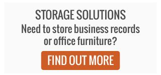 Storage Solutions | Need to store business records or office furniture?