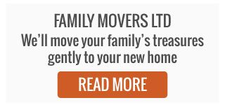 Family Movers Ltd | We'll move your family's treasures gently to your new home